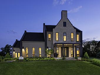 Hovnanian homes in Willowsford